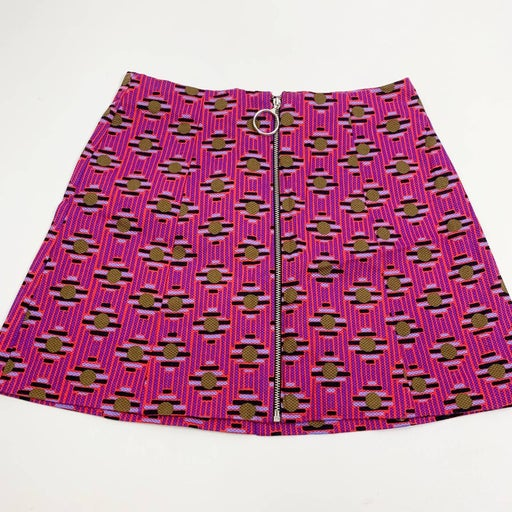 Zara TRF Collection A-Line Skirt XS