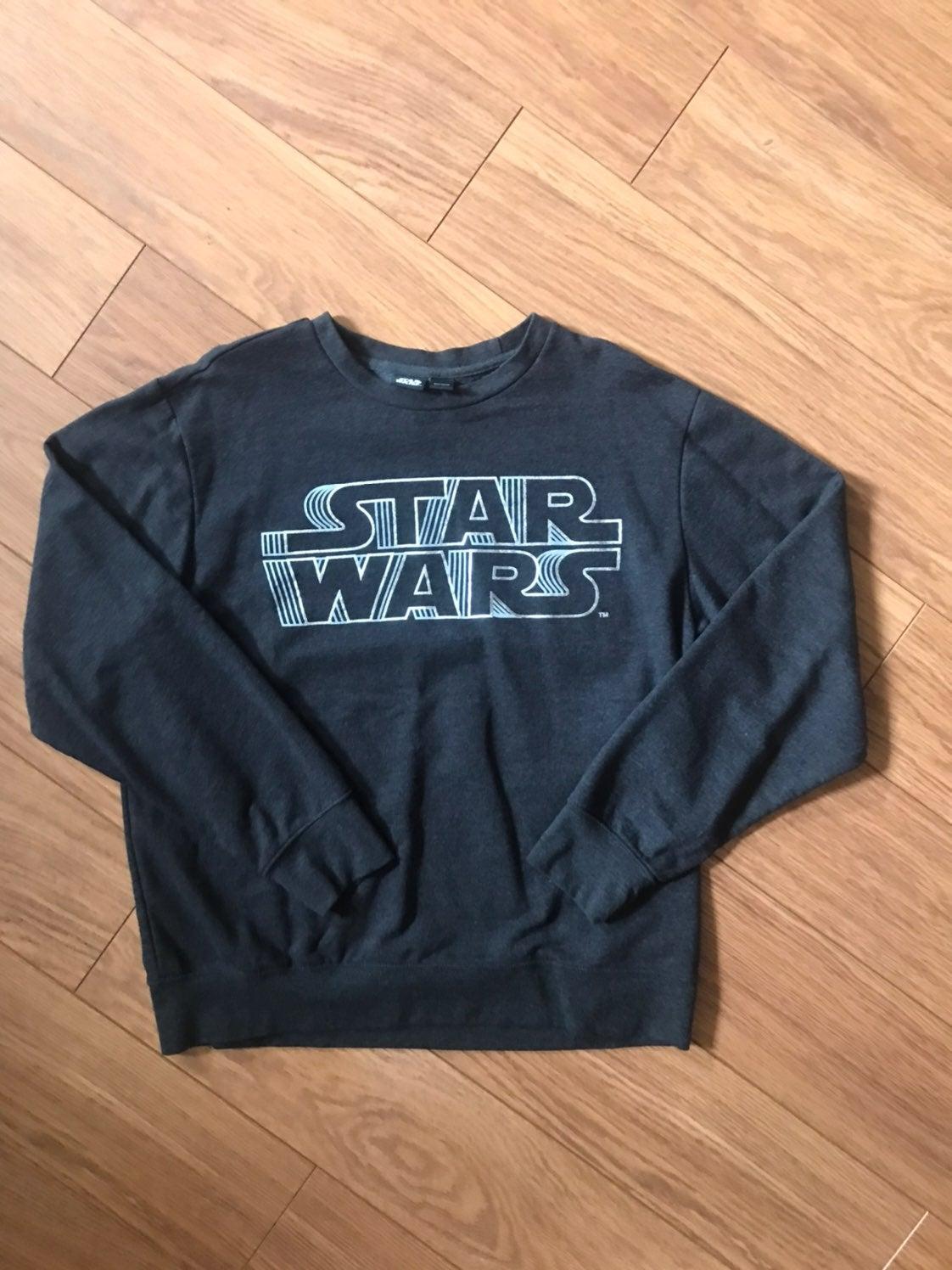 Star Wars Sweatshirt Large