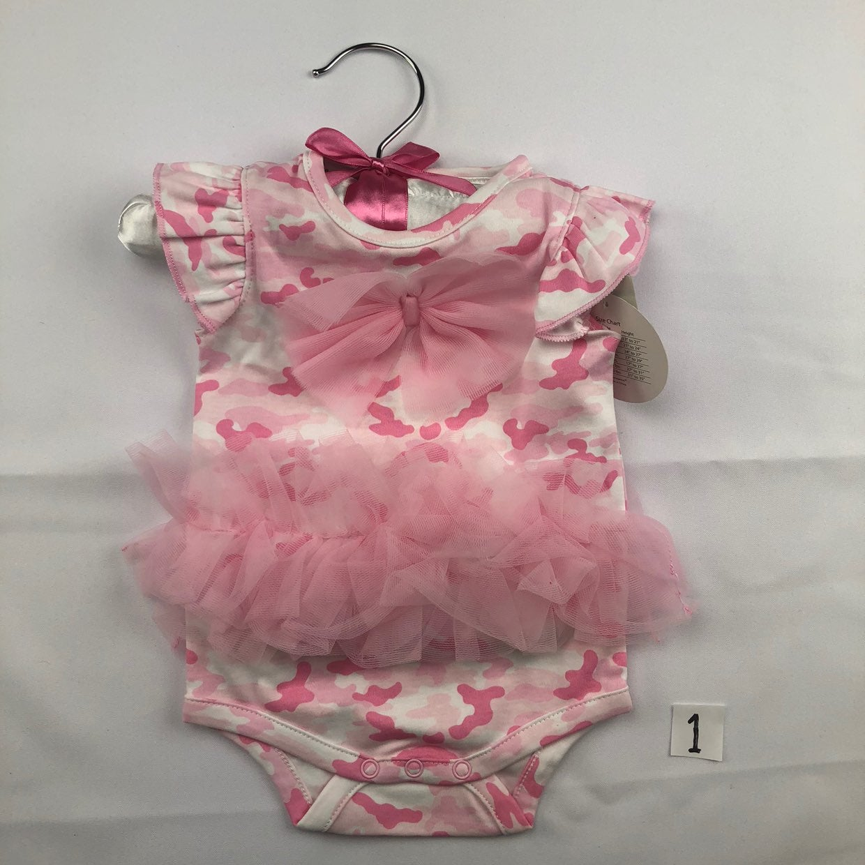 Babysrus girls onesie
