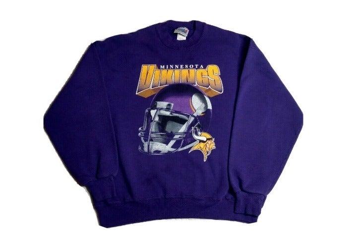 Vintage Minnestoa Vikings Sweatshirt XL