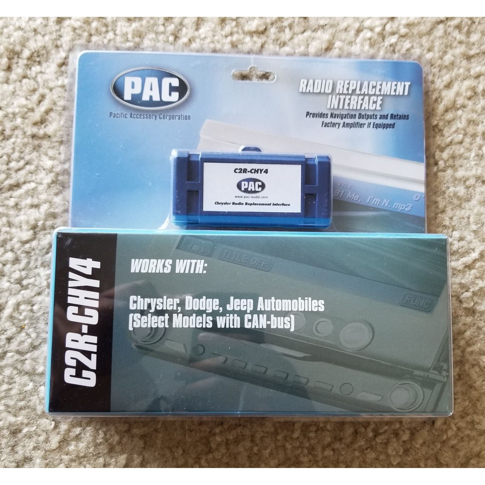 PAC Radio Replacement Interface