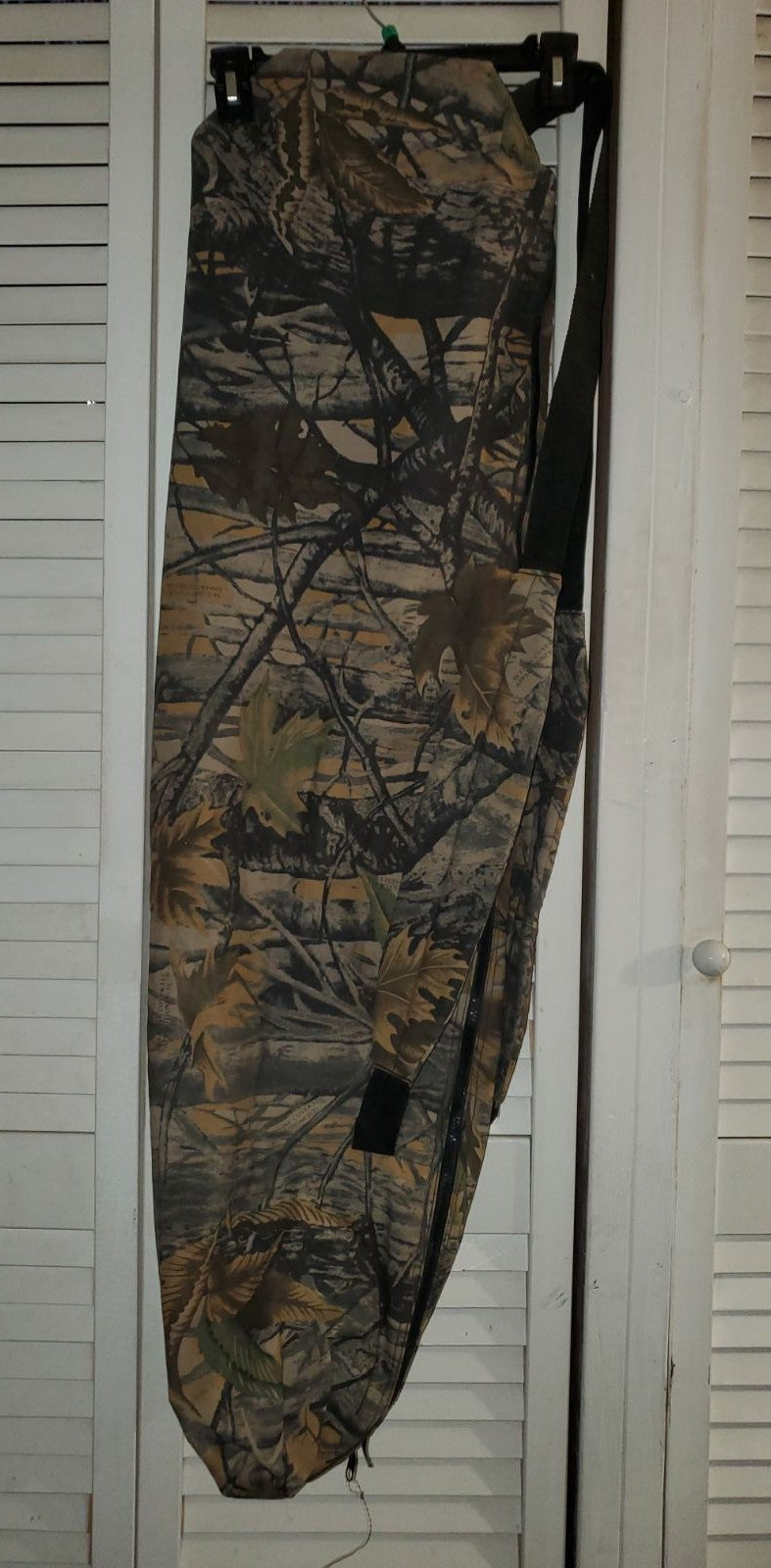 Camouflage Rifle Carrying Case