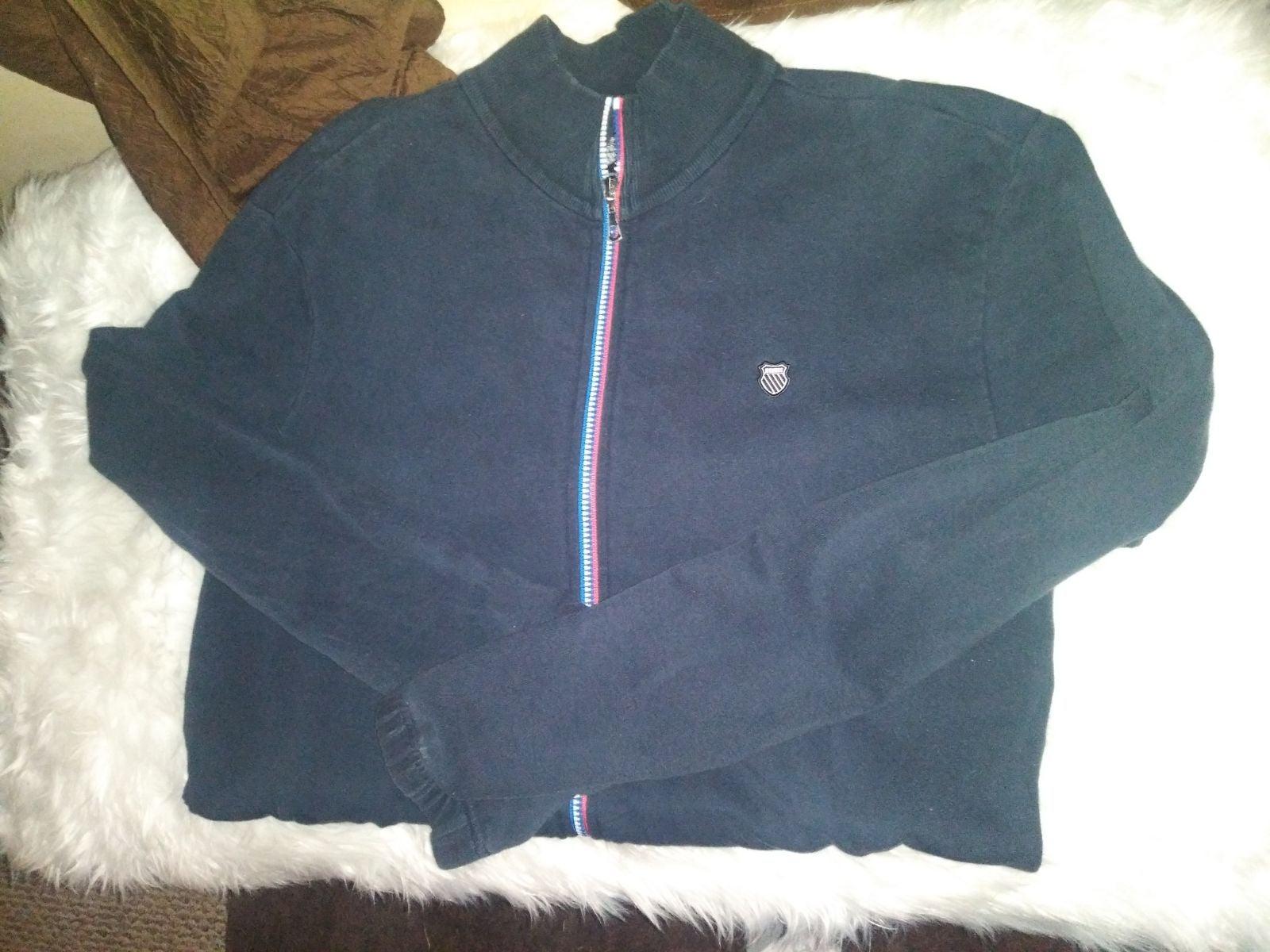 kswiss vintage jacket