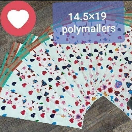 18 XL 14.5×19 POLYMAILERS bundle