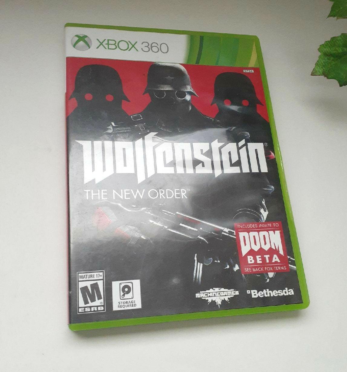 Wolfenstein: The New Order on Xbox 360