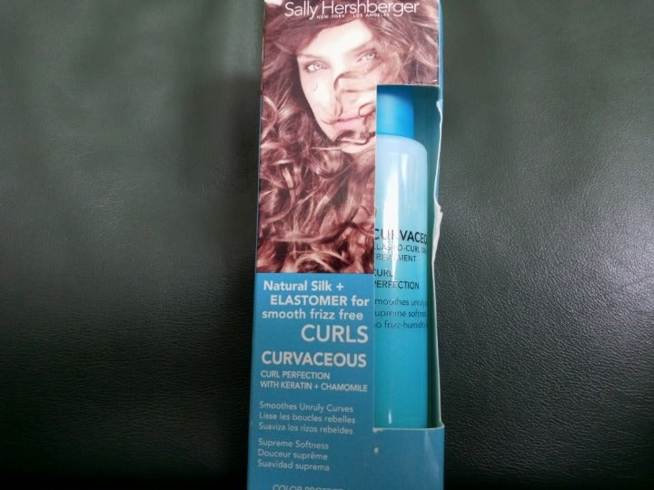 Sally Hershberger Curls Curvaceous