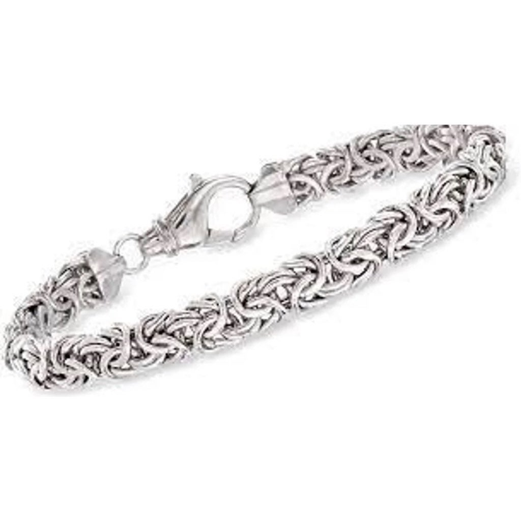 Sterling Silver-Made in Italy Bracelet