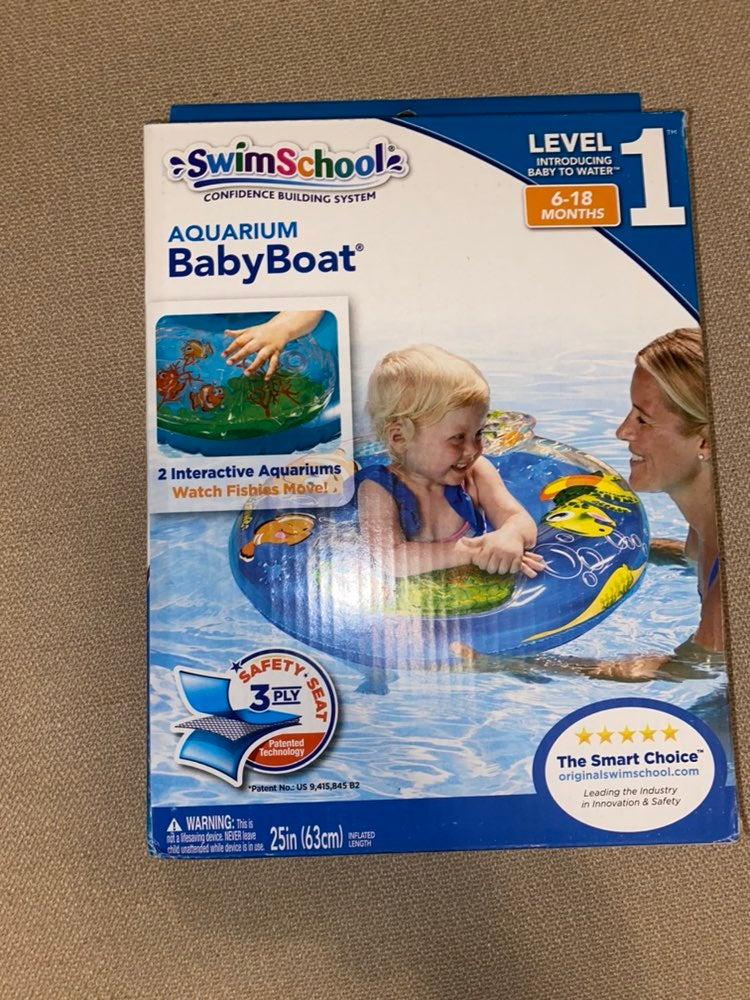 Baby boat ring
