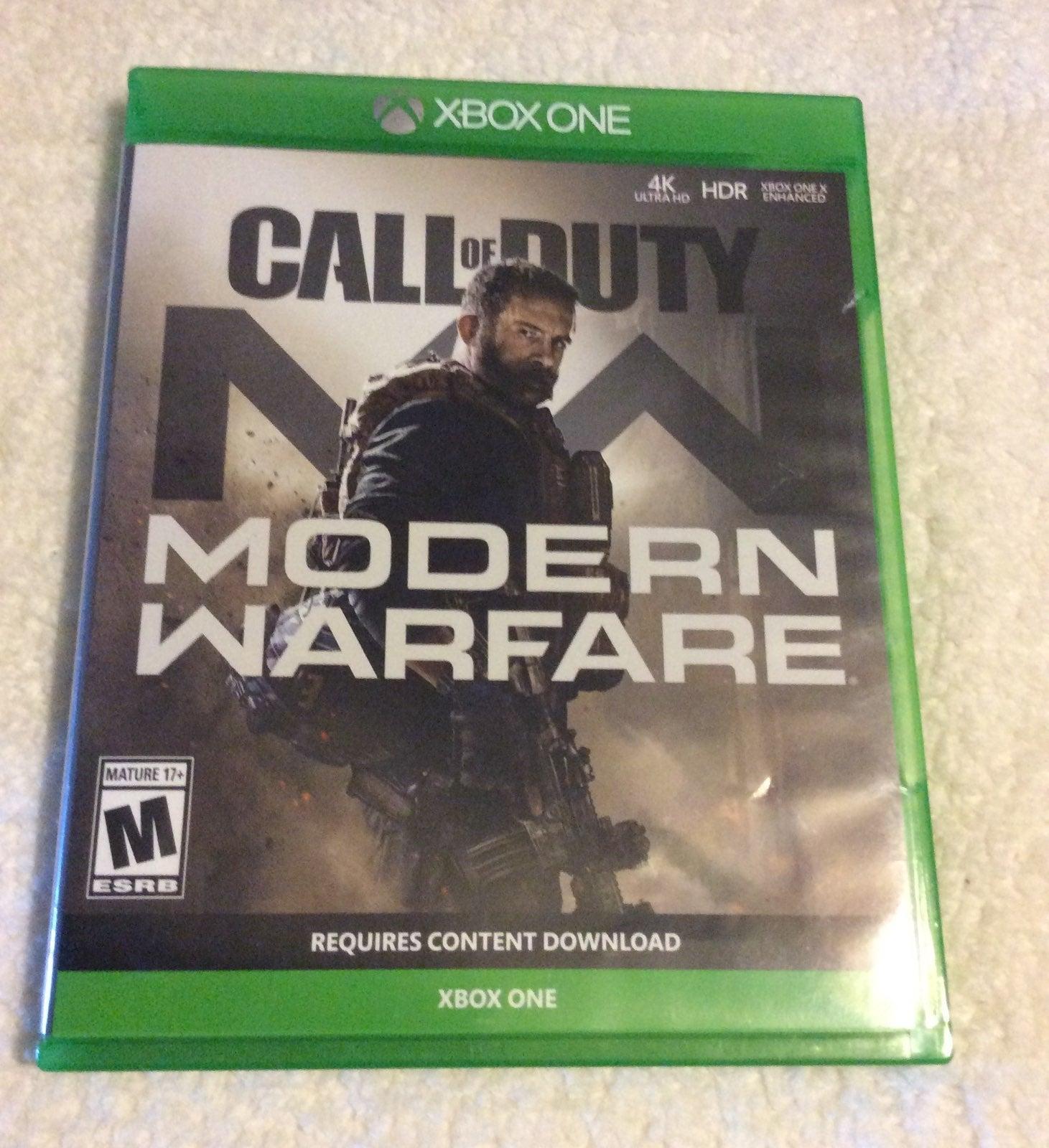 Call of Duty: Modern Warfare on Xbox One