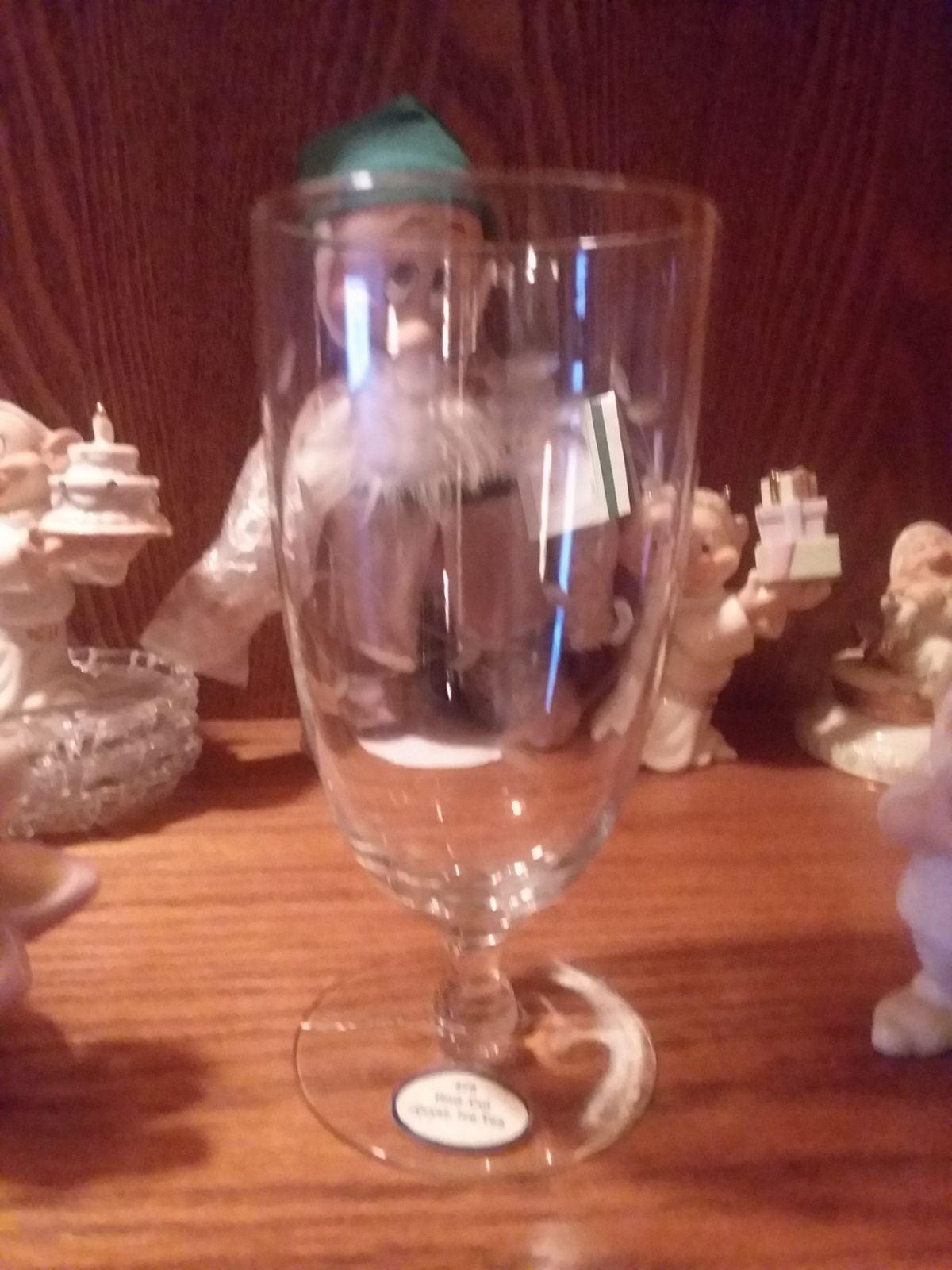 Princess House Handcut Ice-Tea Glassware