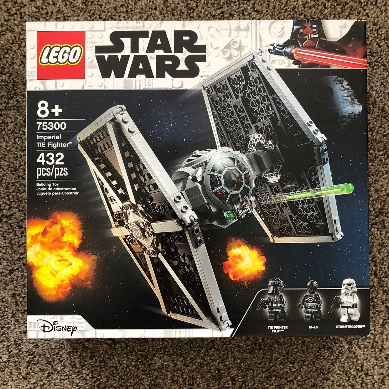 LEGO Star Wars Imperial TIE Fighter 7530