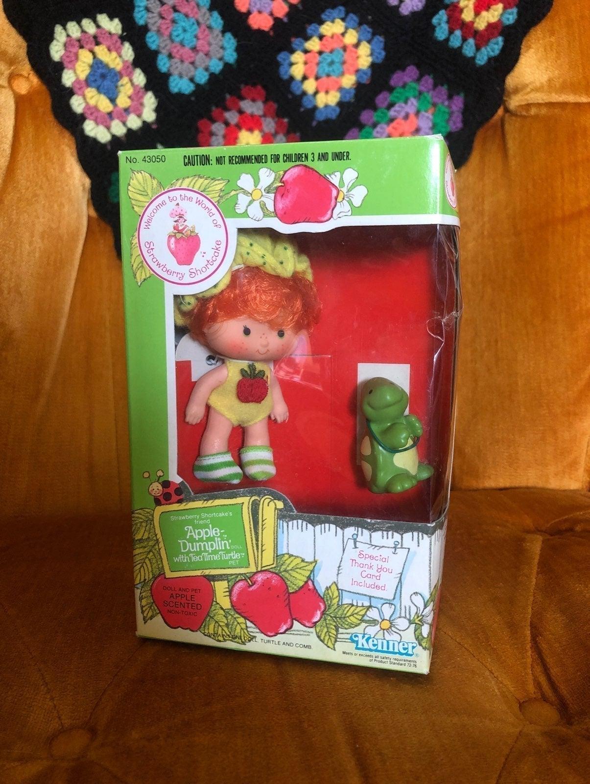 Strawberry Shortcake Apple Dumplin
