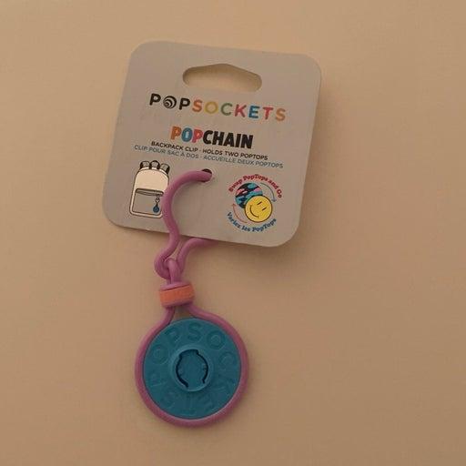 NEW! POPSOCKETS POPCHAIN IRIS PURPLE