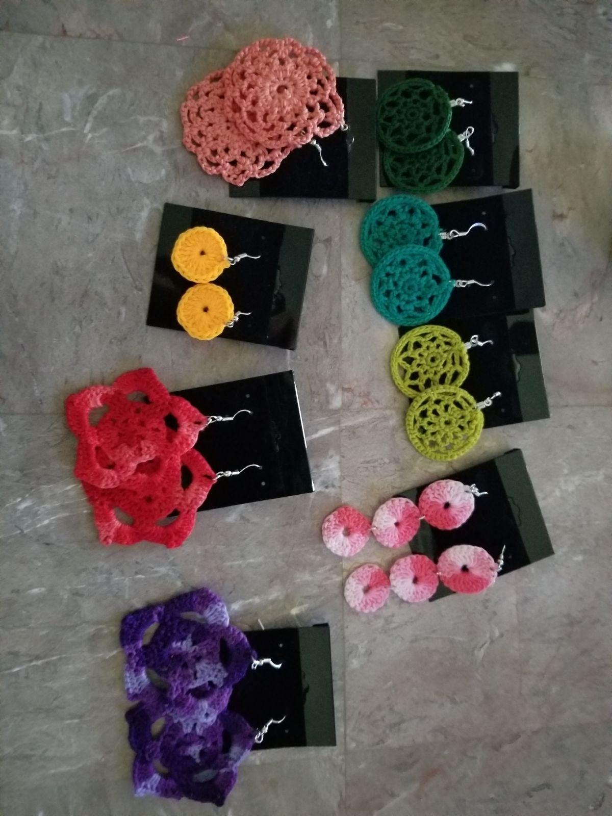 Handmade earrings custom orders