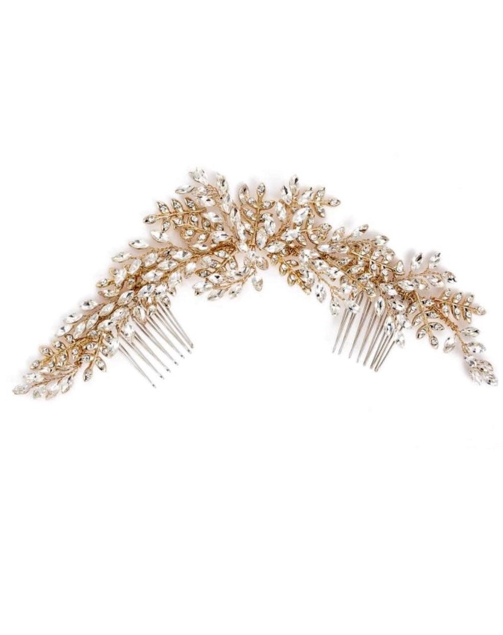 Brides & Hairpins Serena Crystal Comb