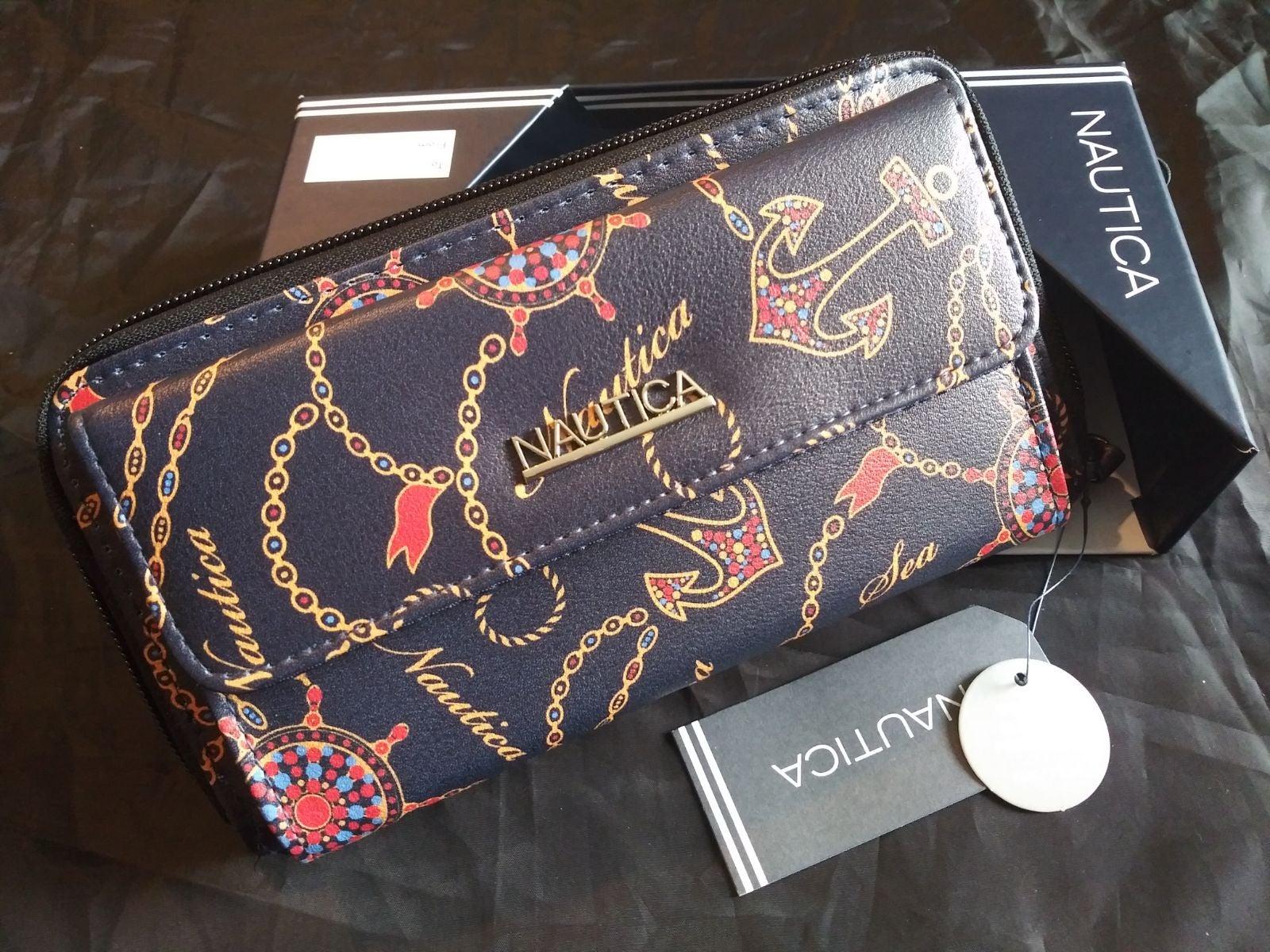 Nautica Handbag Wallet