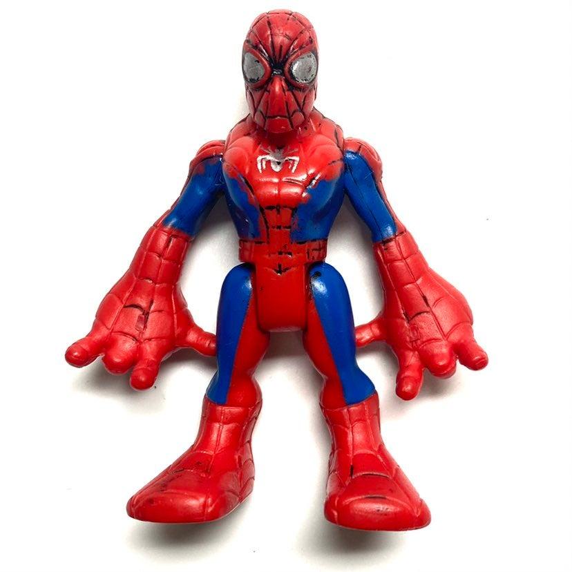 Marvel Playskool Stunt City Spiderman