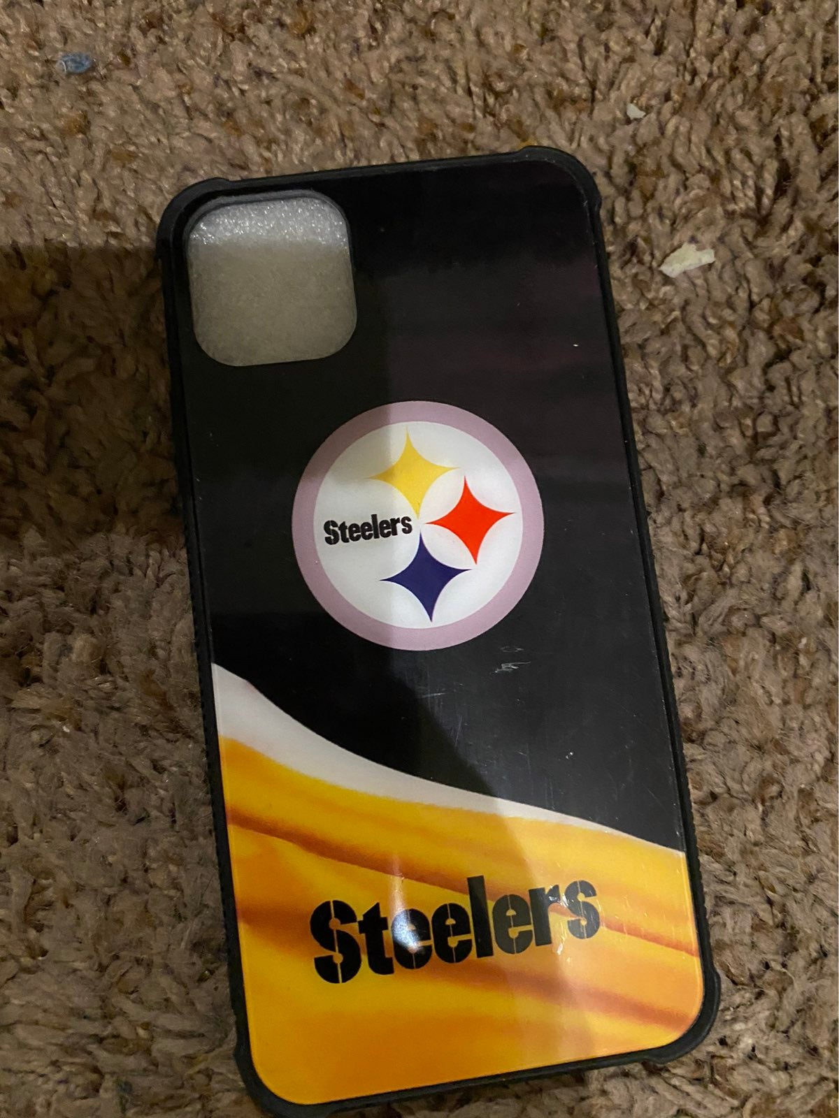 pittsburgh steelers iphone case