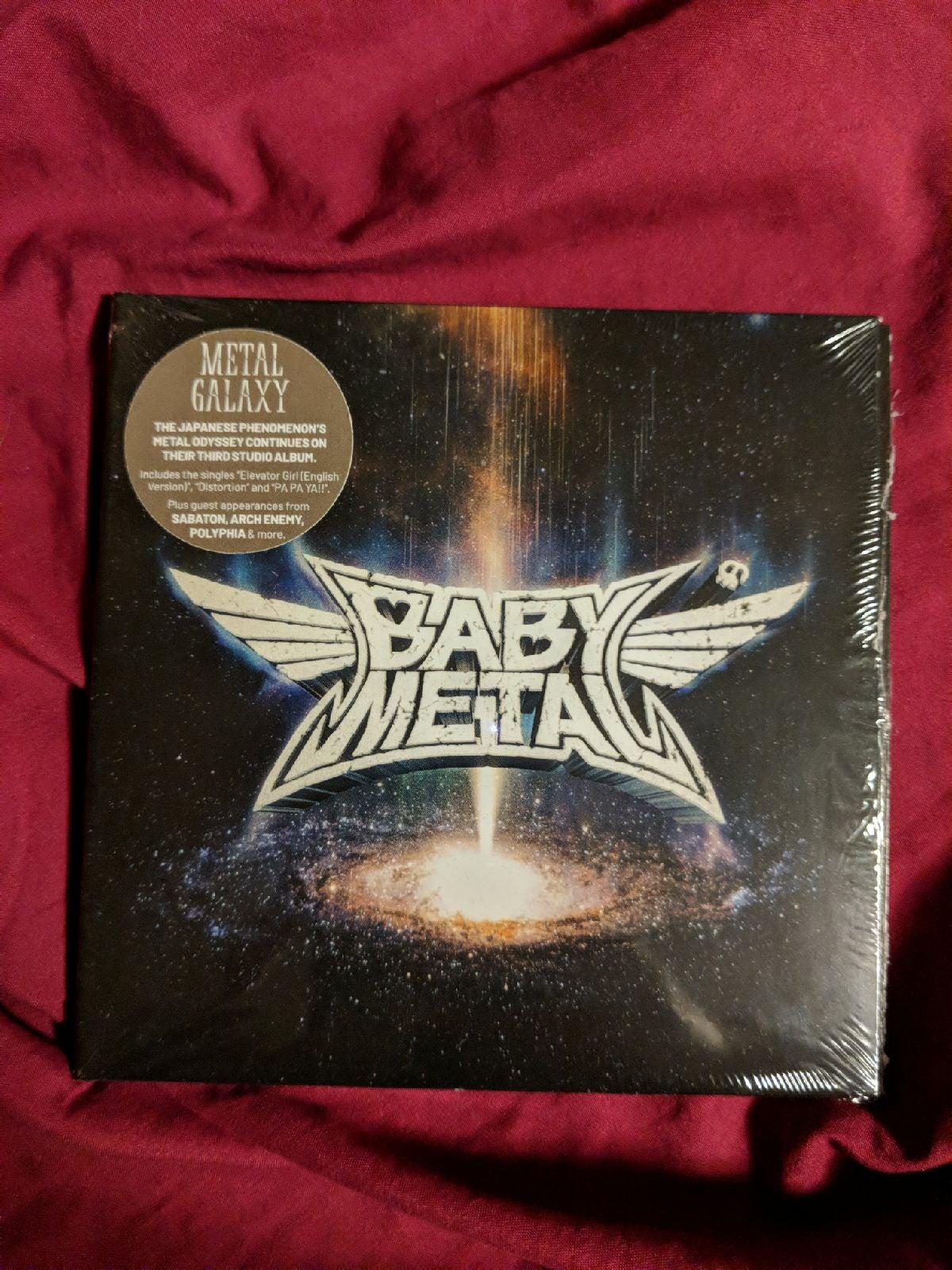 BABYMETAL - Metal Galaxy (Digipak CD)