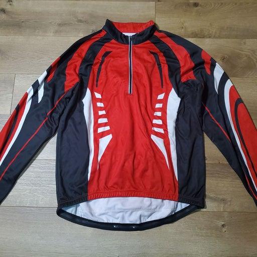 Crane Cycling Thermal Jacket