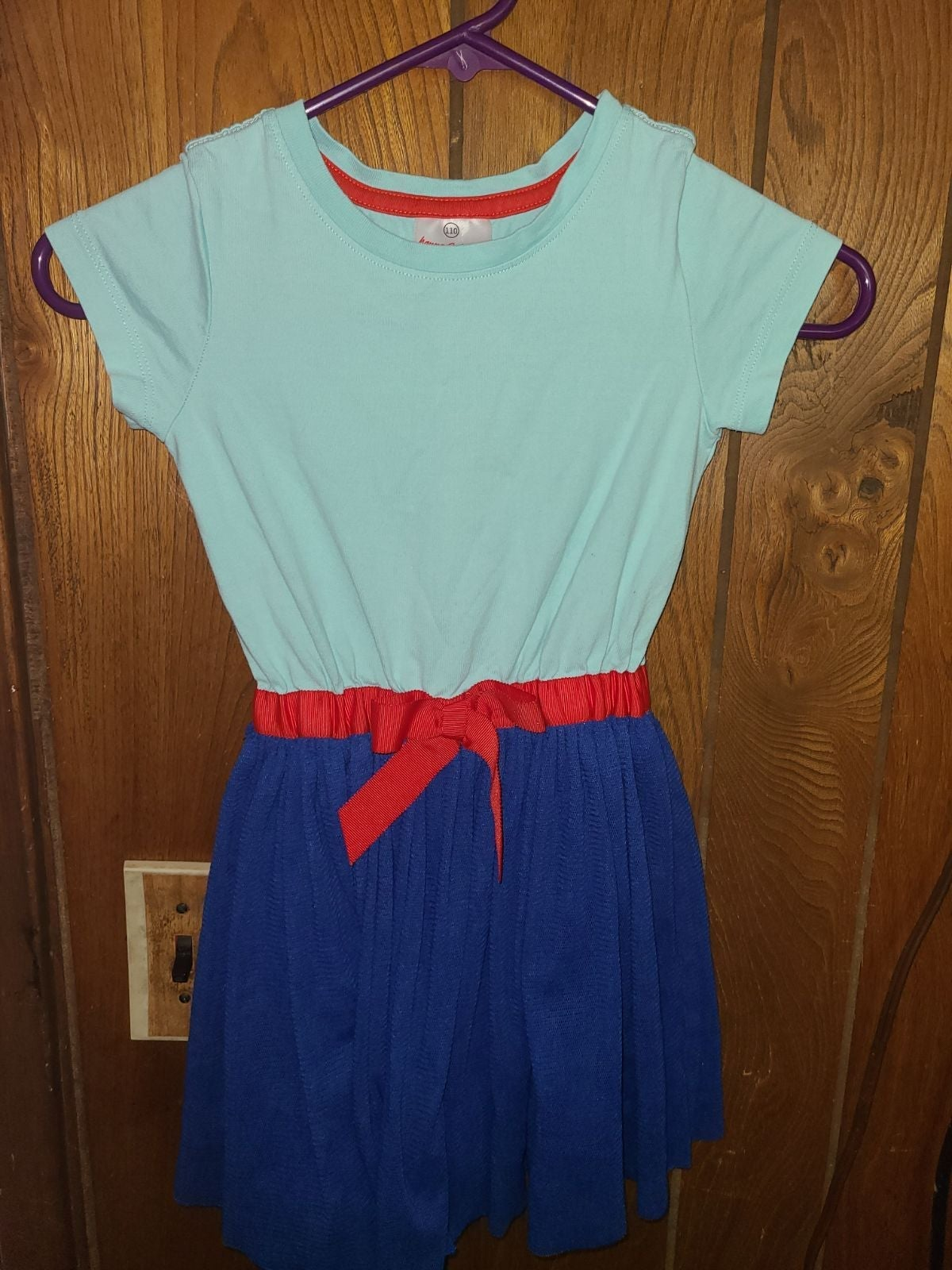 4 Hanna Andersson dresses size 110 or a