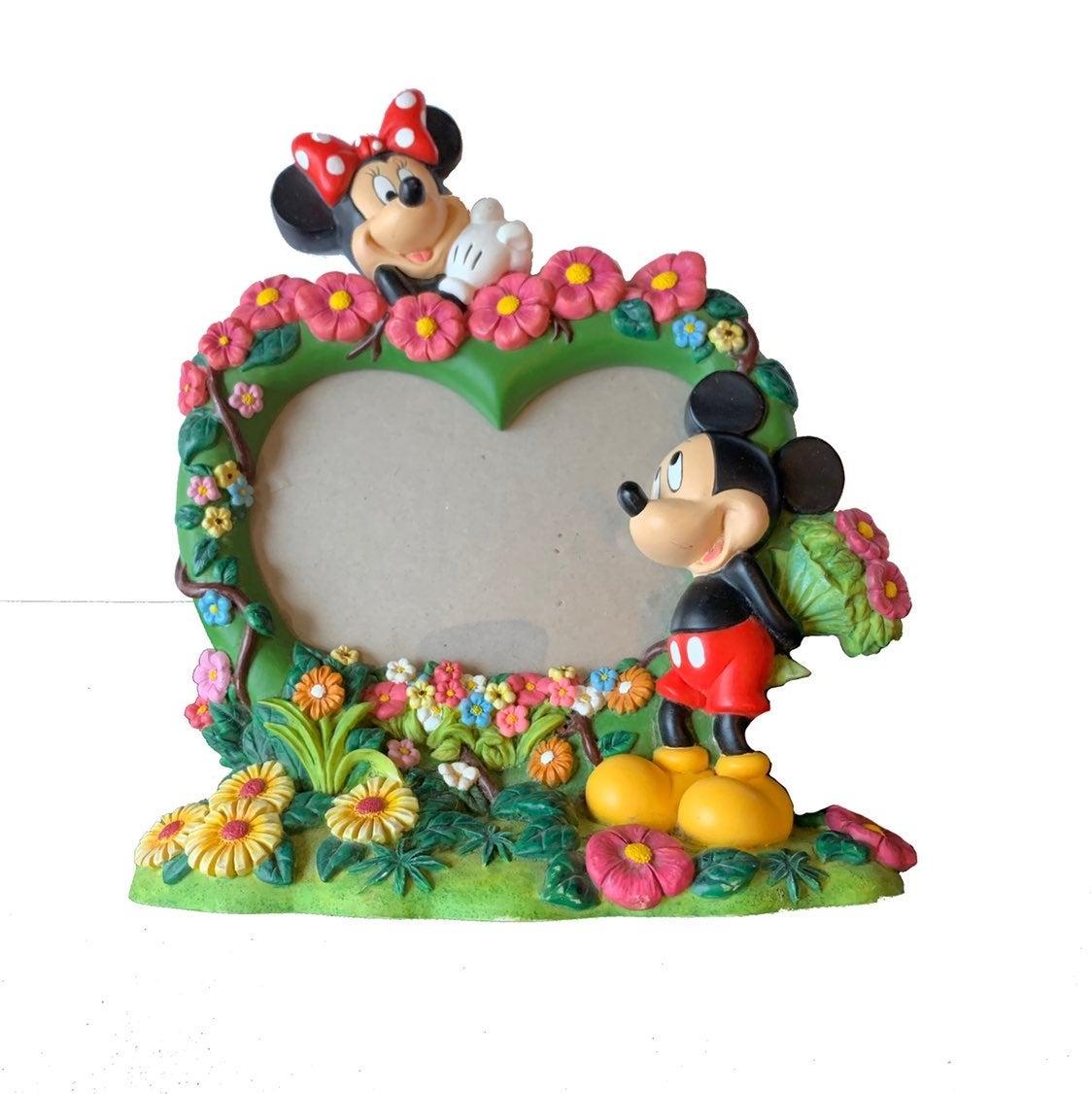 Vintage Disneyland Mickey Picture Frame