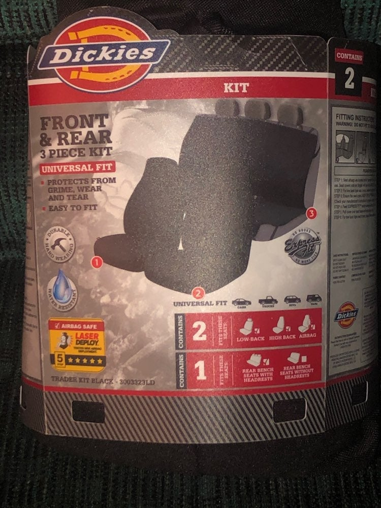 3 piece seat kit Dickies