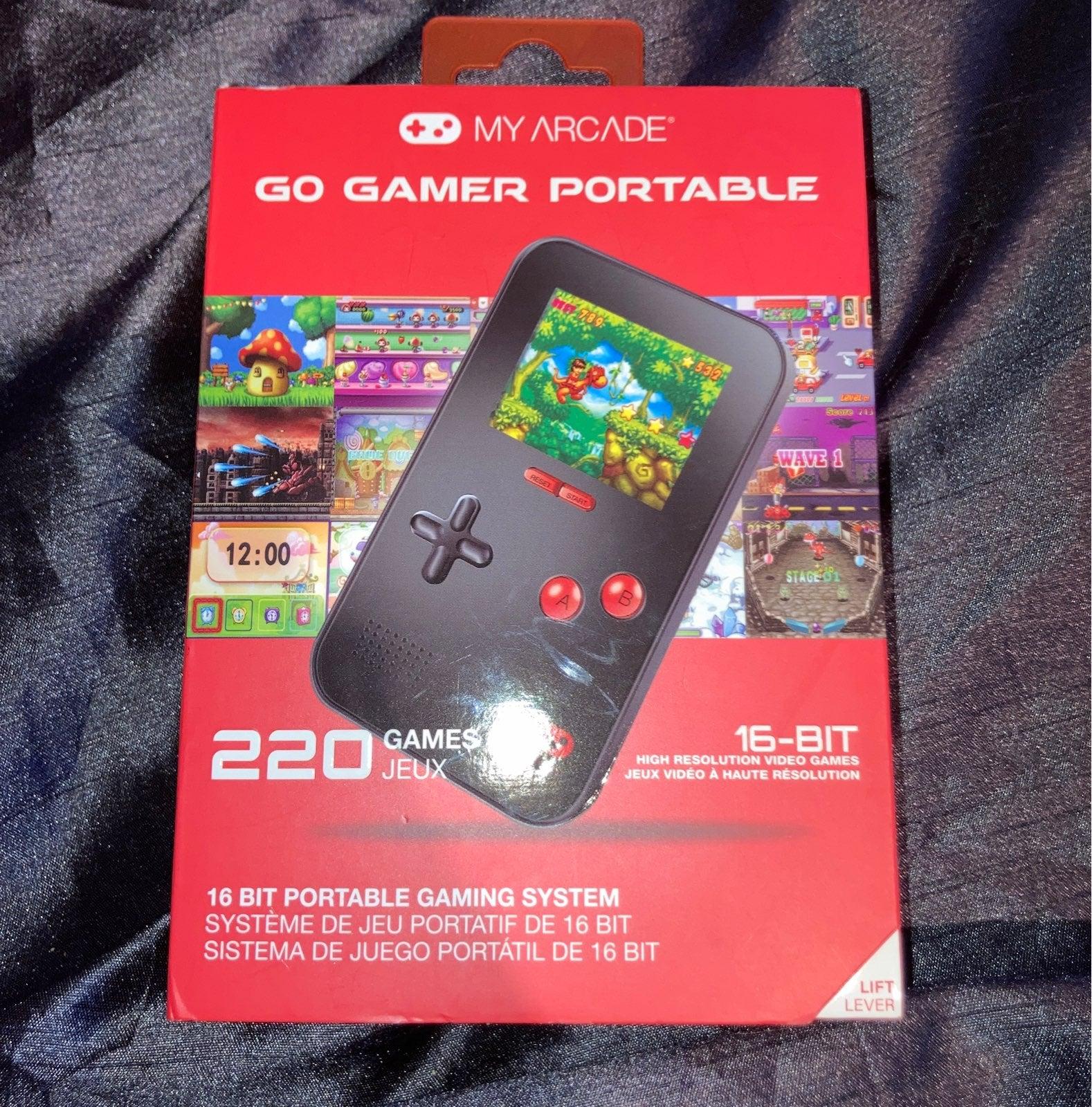 Go Gamer Portable .