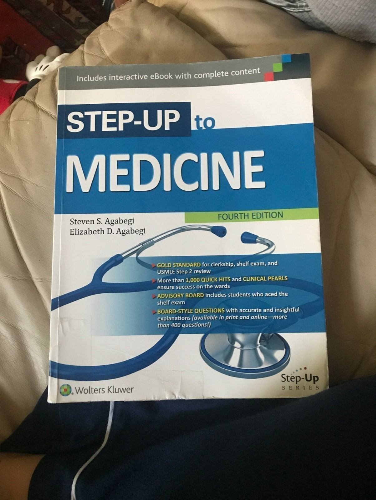 Step up to Medicine 4th edition