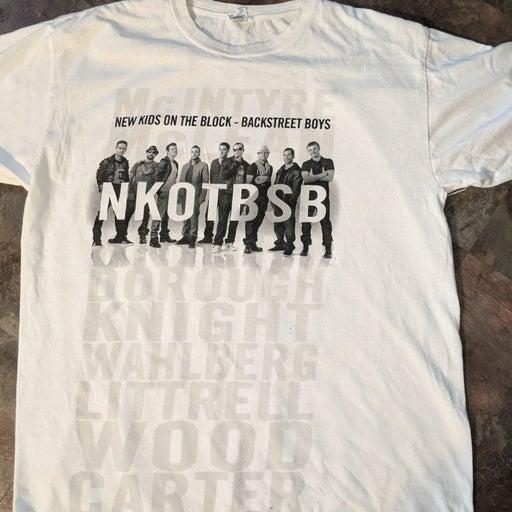 NKOTBSB New Kids on the block Backstreet