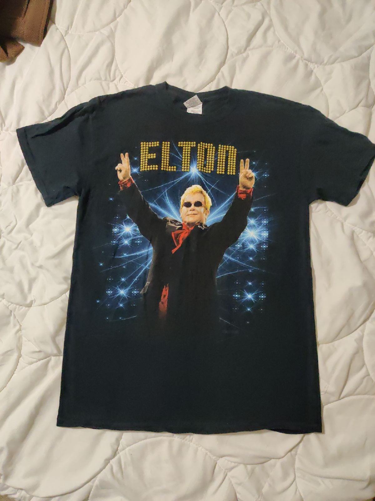 Elton John 2014 Tour T-Shirt (Medium)