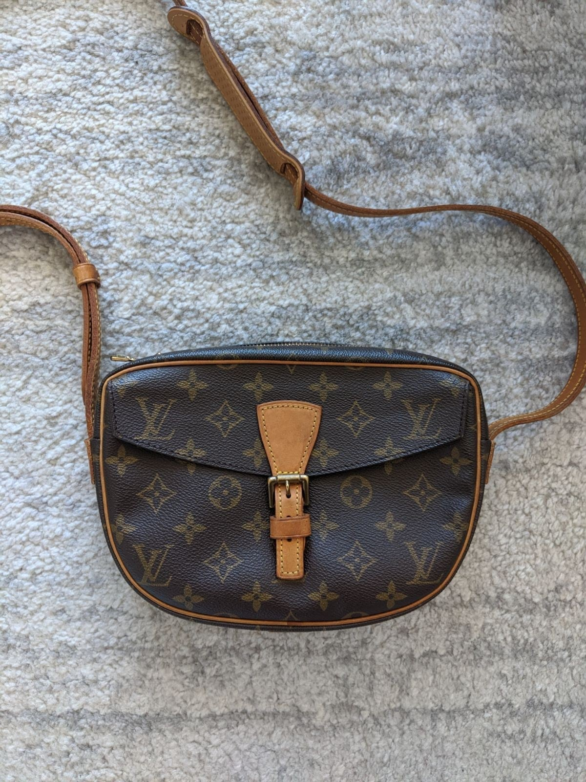 Louis Vuitton Juene Fille Crossbody