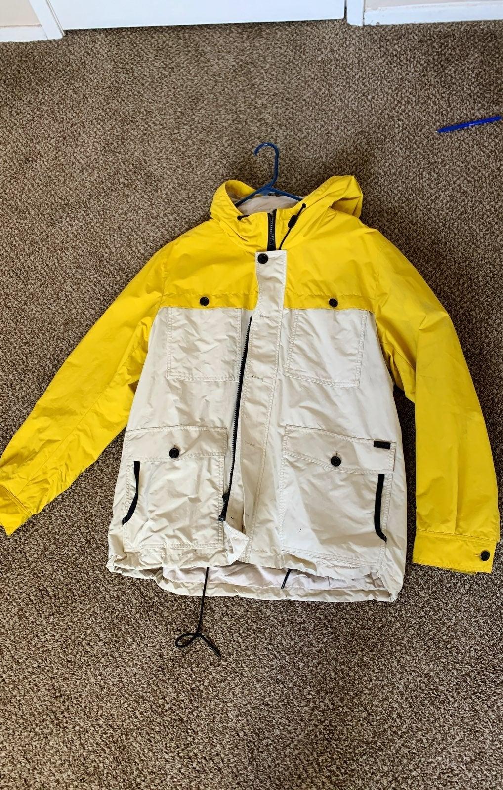 Coach sailing jacket