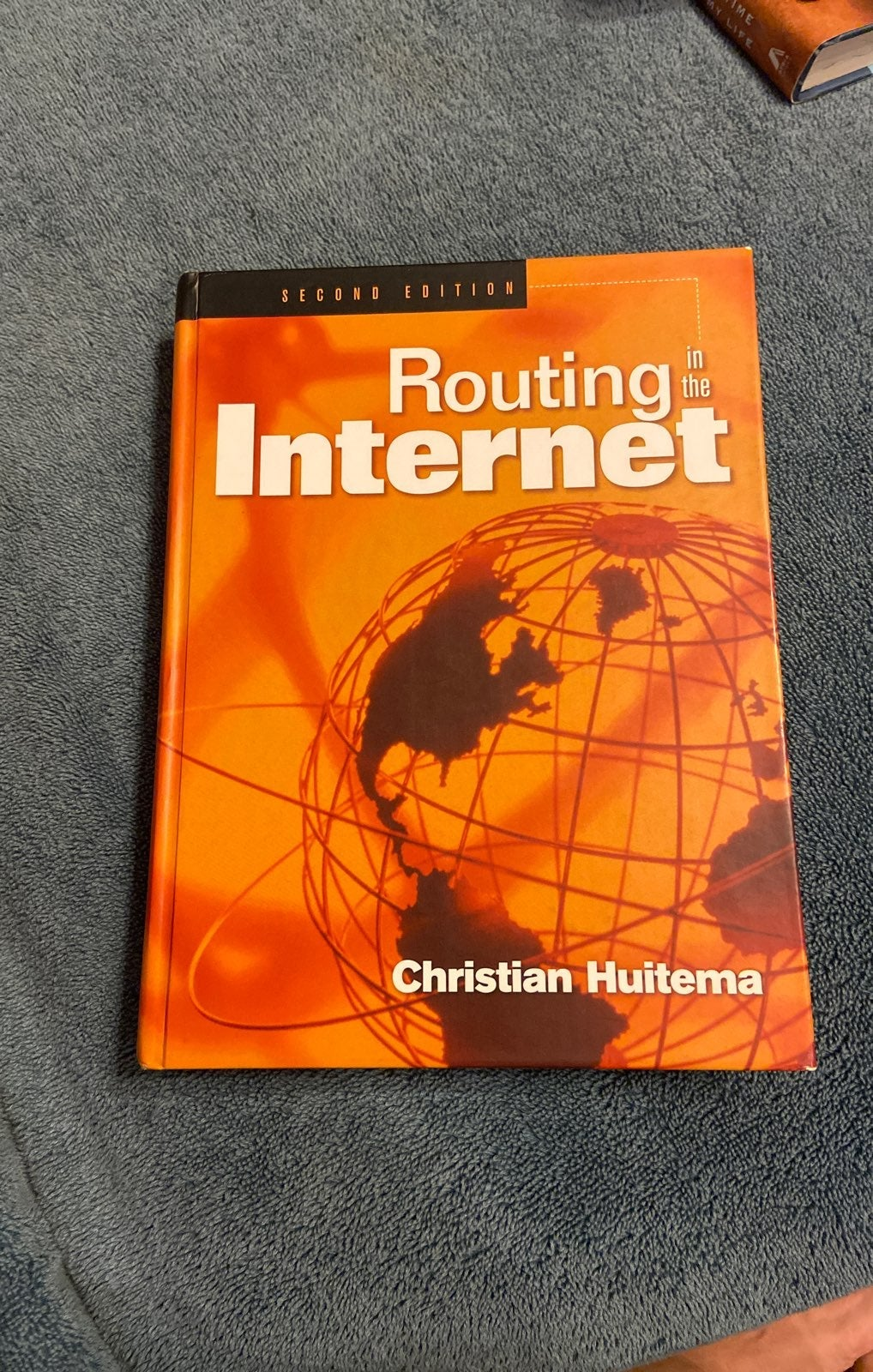 Routing Internet Hardback Book