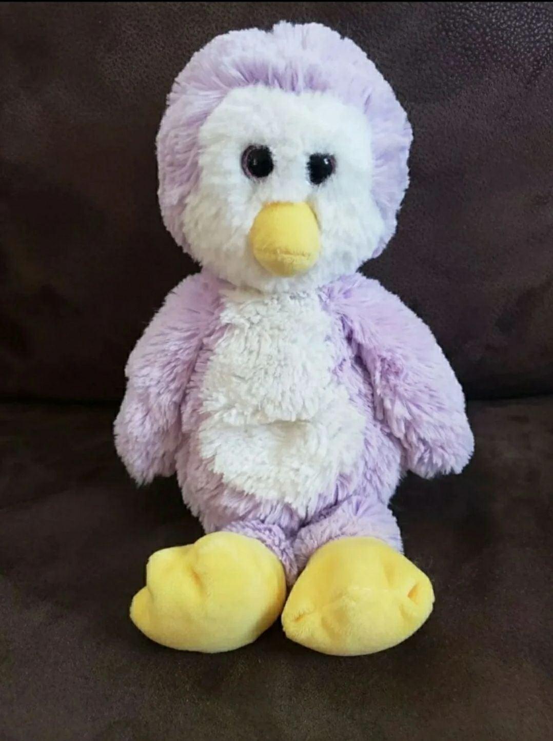 Ty inc beanie babies style plush penguin