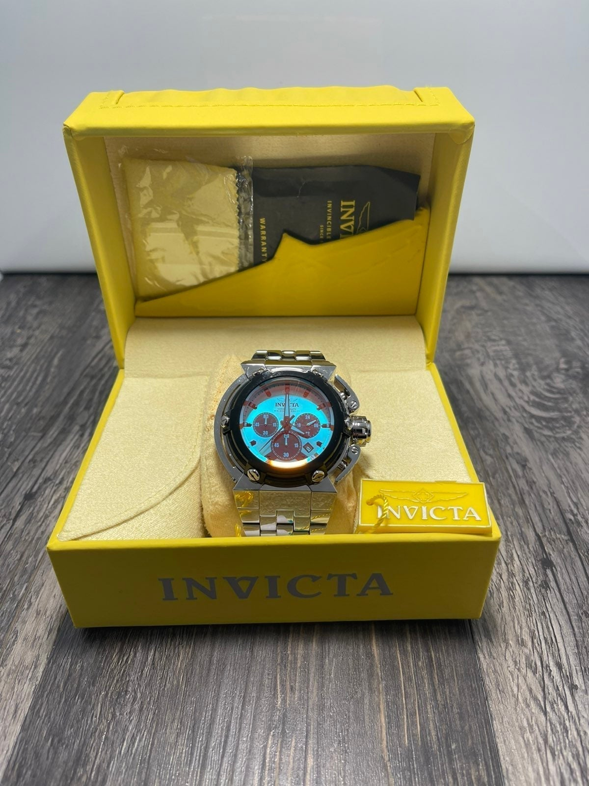 Limited Edition Invicta Coalition Forces