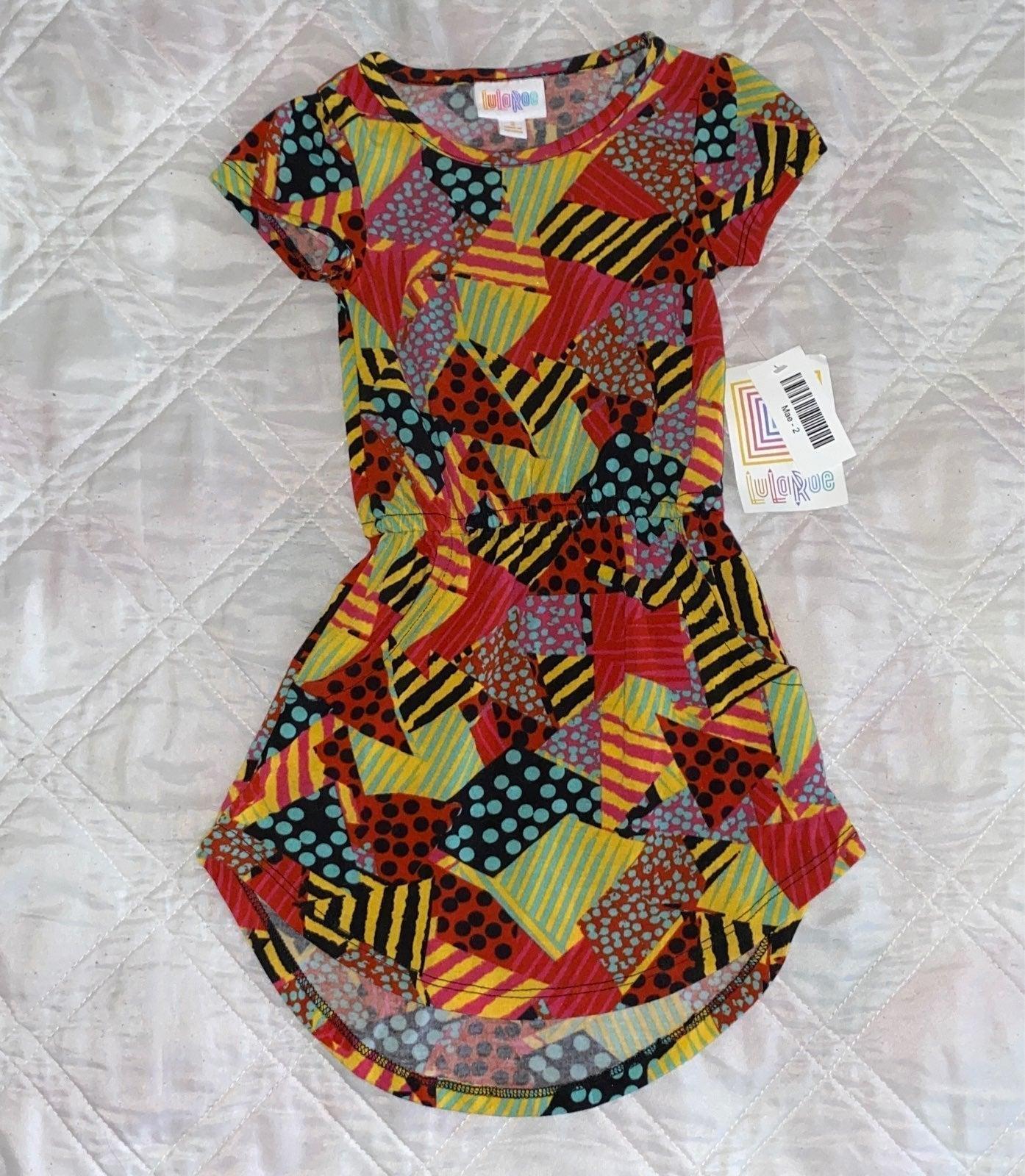 New Girls 2 LulaRoe Mae Dress