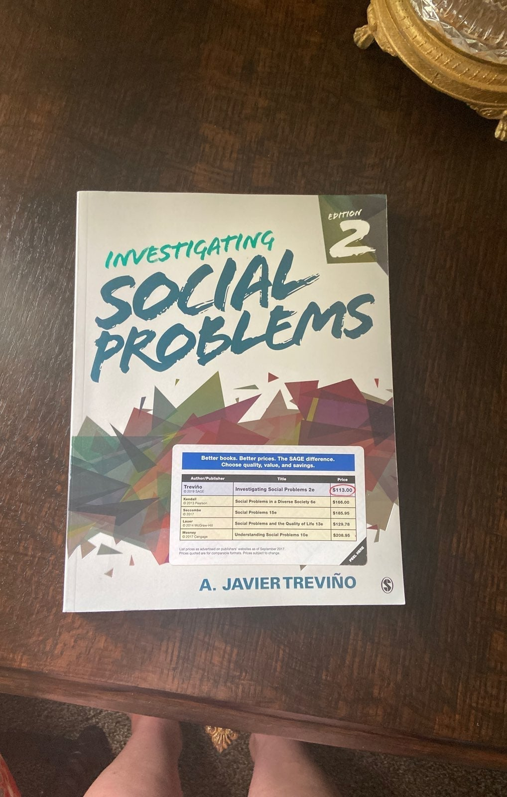 Investigating Social Problems. Edition 2