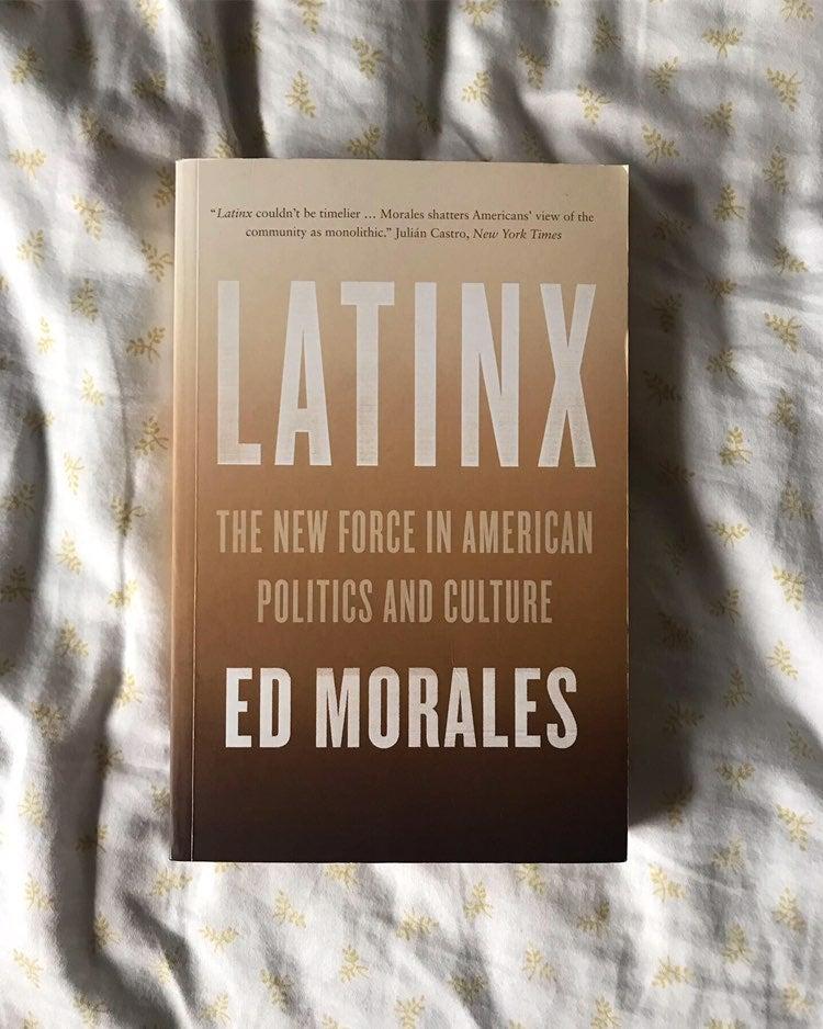 Book: Latinx