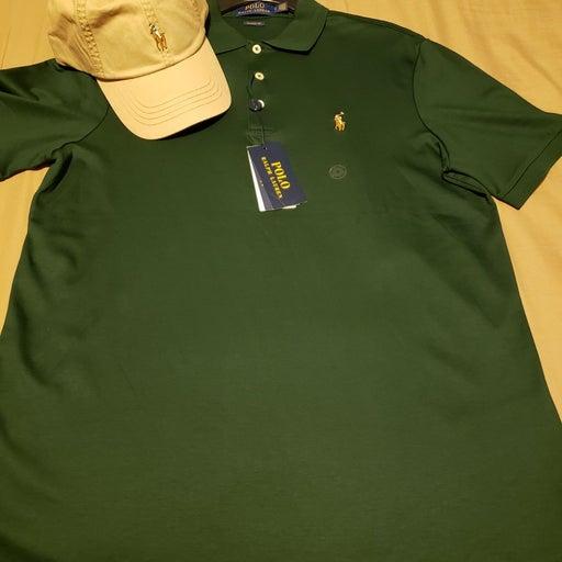 SMALL Green Ralph Lauren Polo shirt with