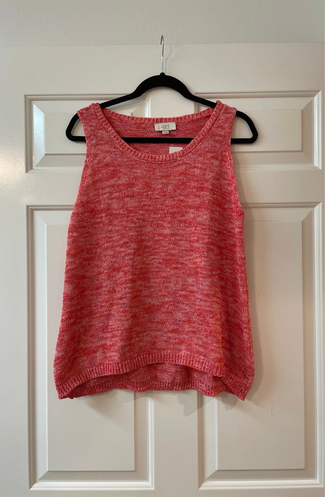 LOFT knit Tank Top
