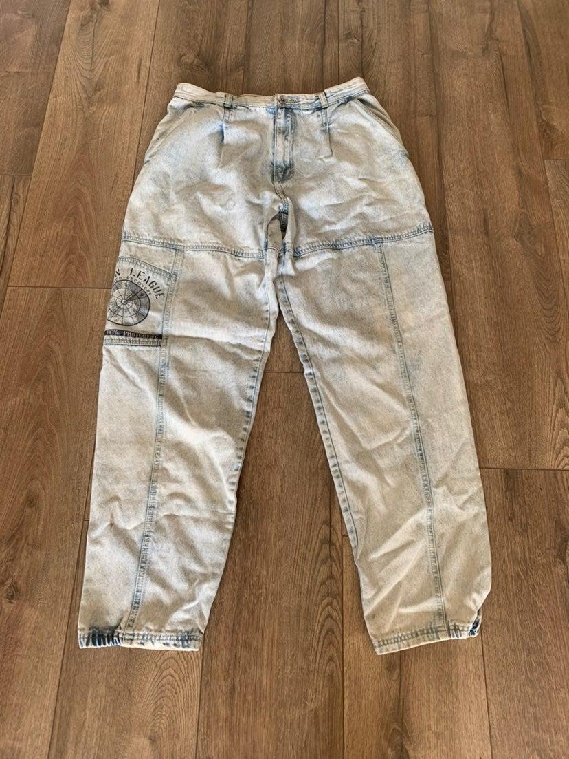 Vintage 80s Bugle Boy Jeans