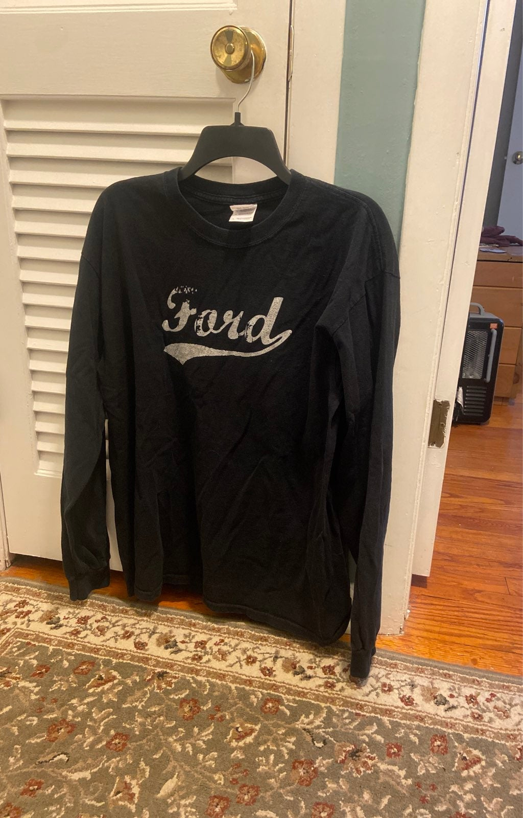 Ford long sleeve tee shirt