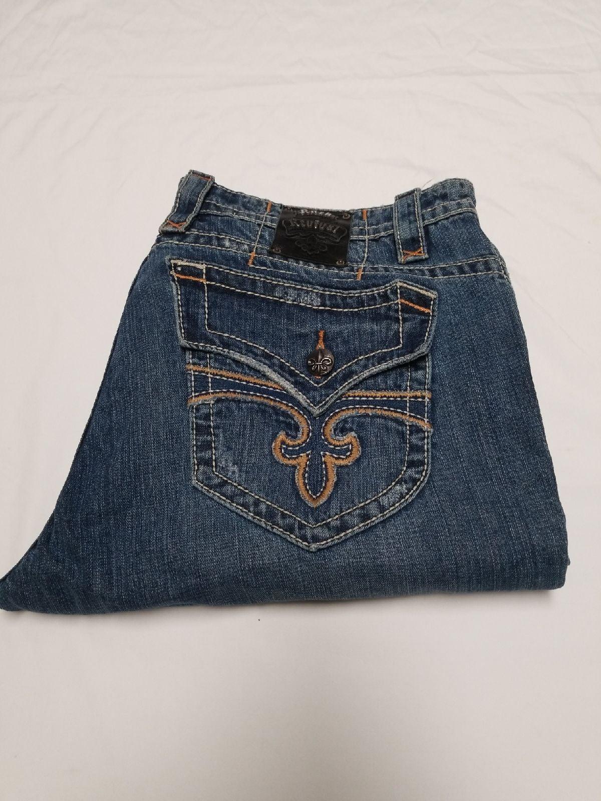 Rock Revival jeans men size 40x33