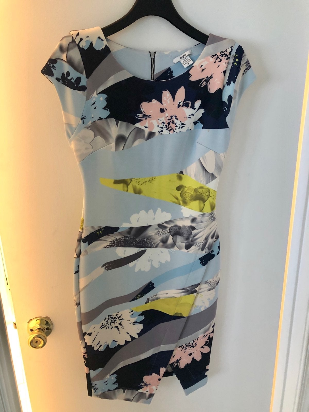 Bodycon Scuba Cocktail Dress