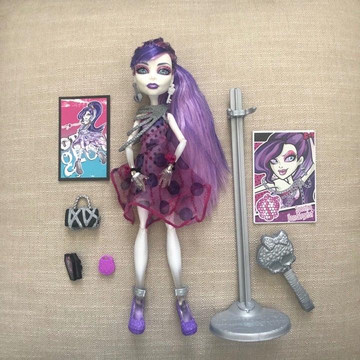 Mattel Monster High Spectra Vondergeist