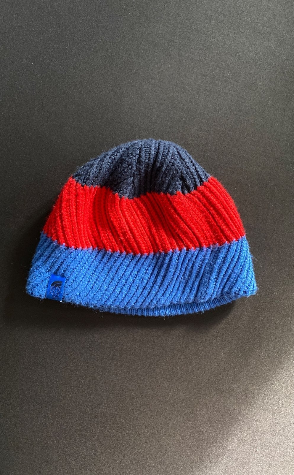 The North Face Reversible Baby Beanie