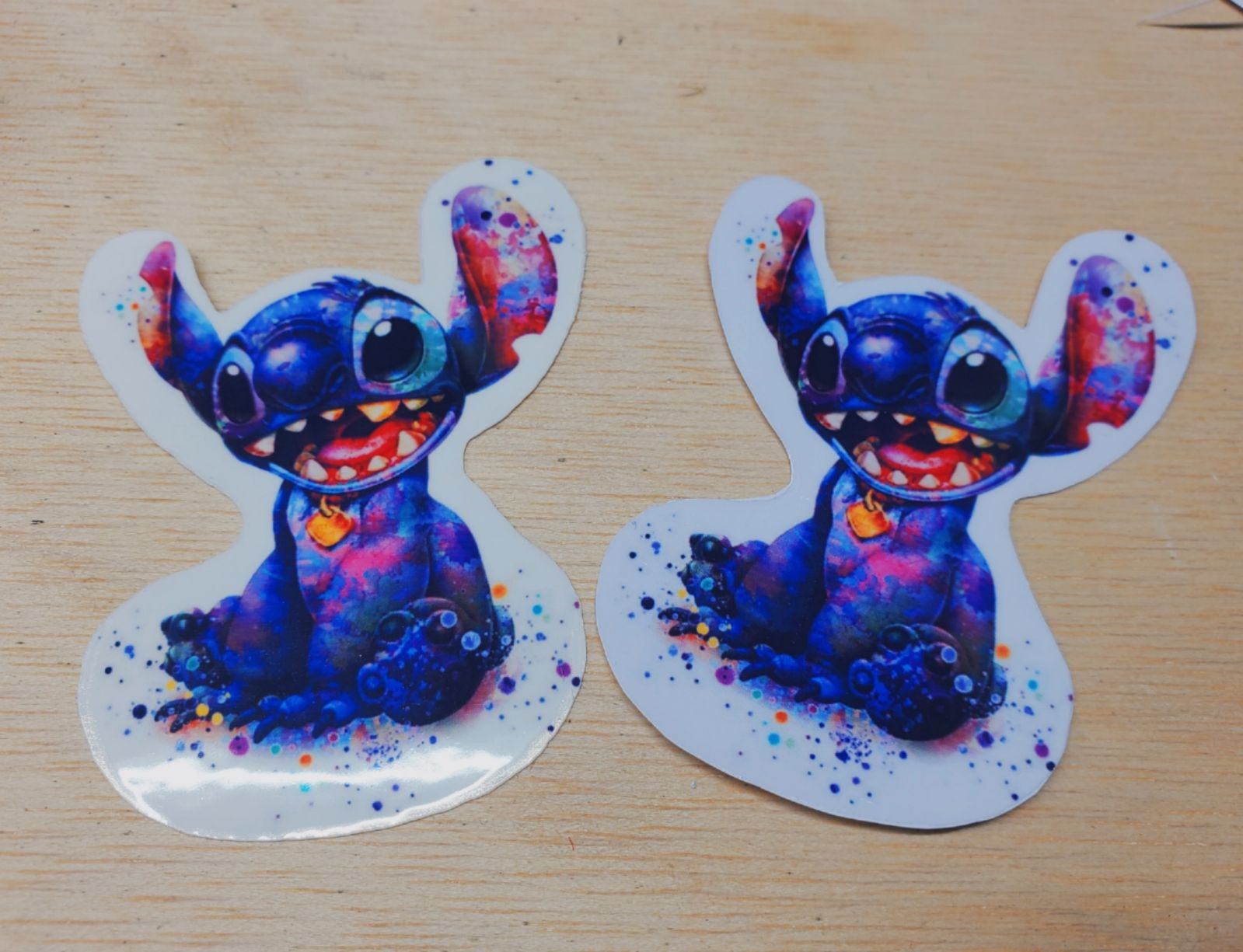 Stitch Vinyl stickers