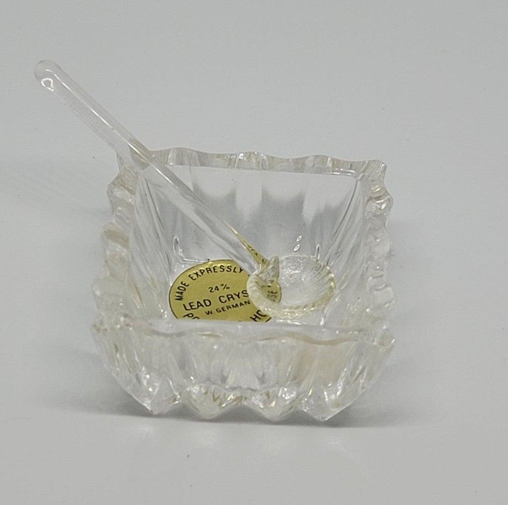 RARE Antique Princess House Glass lot 4