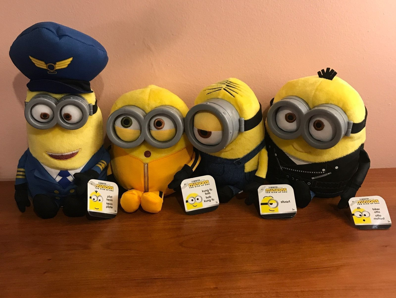 Minion plush NEW